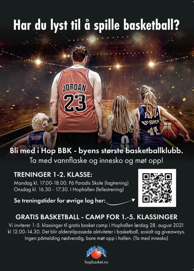 Gratis basketcamp
